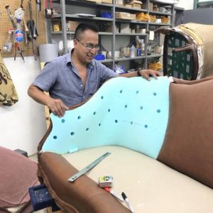 Niola Furniture Upholstery Service