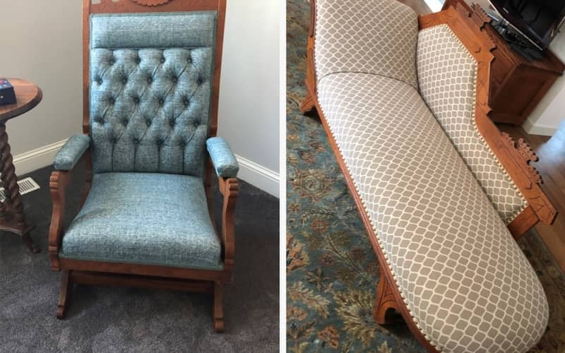 Furniture Upholstery Repair in Bloomington, MN