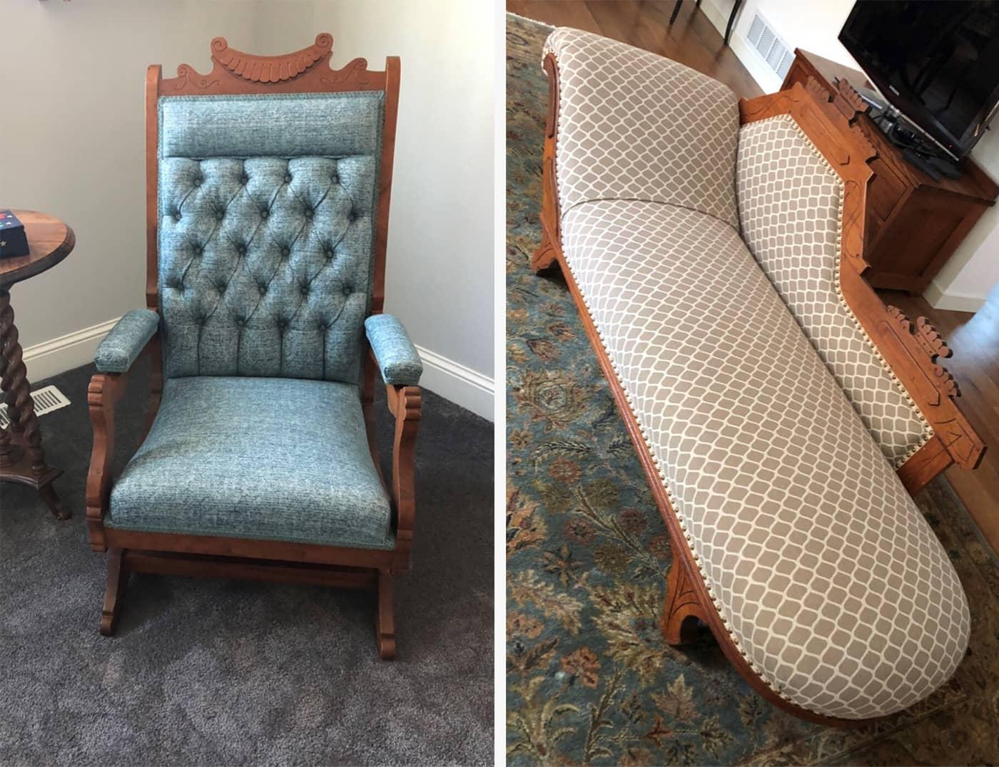 Mn Furniture Upholstery Repair In Bloomington