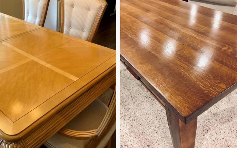 Furniture Restoration in Bloomington, MN