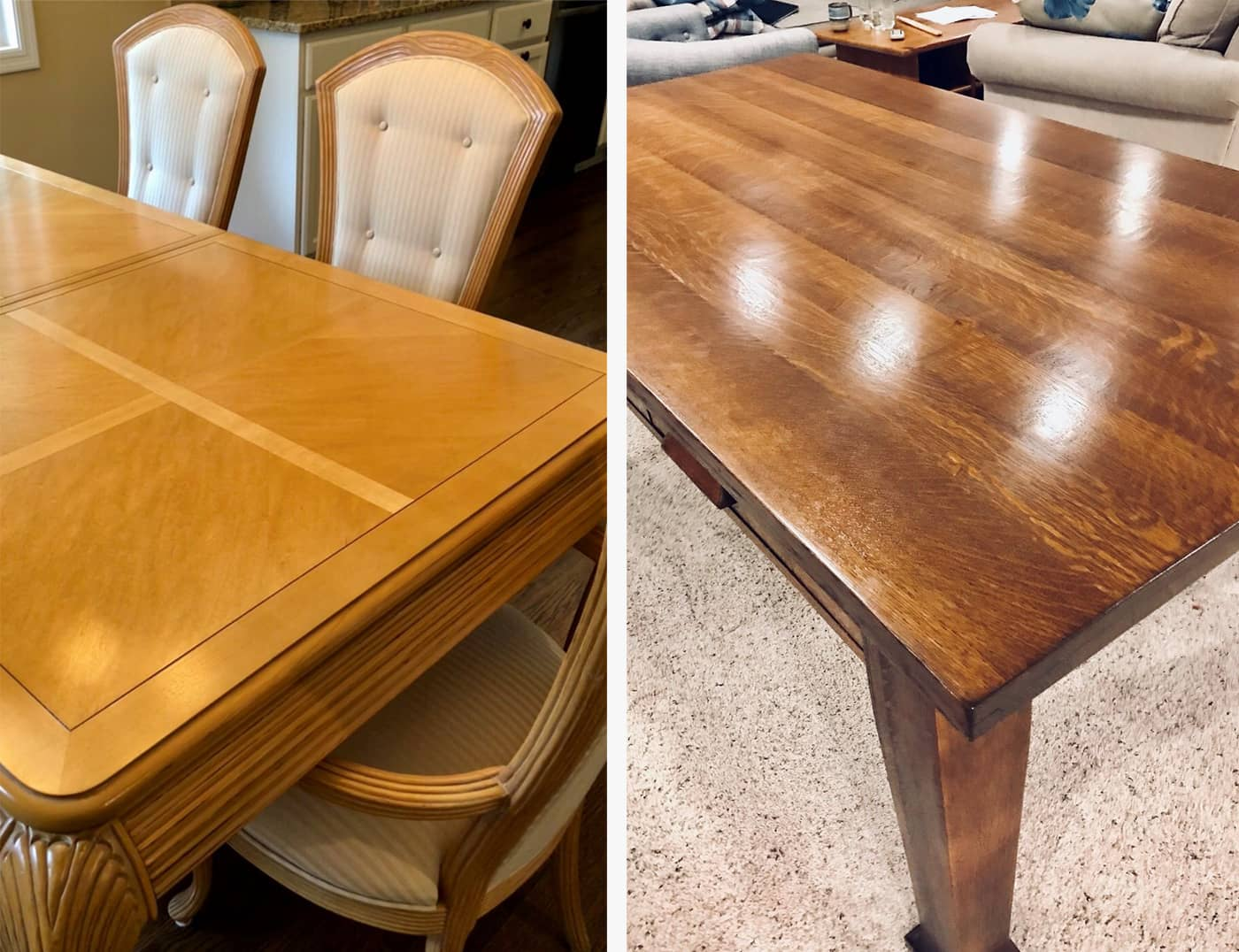 Furniture Restoration in Bloomington, MN